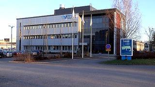 VEOn konttori Vaasassa