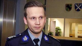 Rikoskomisario Mats Sjöholm, Pohjanmaan poliisilaitos