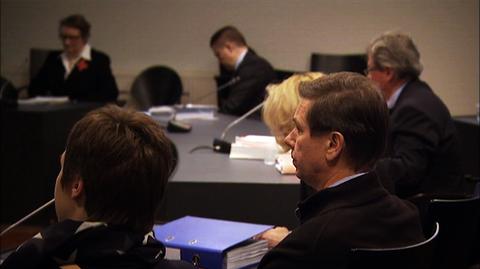 Pelastushelikopteri Peten rahoitusepäselvyyksiä koskeva oikeudenkäynti Pohjanmaan käräjäoikeudessa.