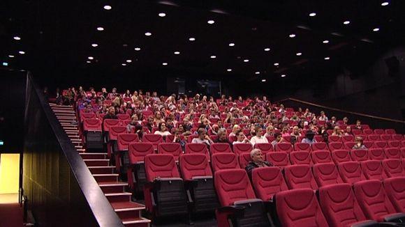 kotimaiset elokuvat Vaasa