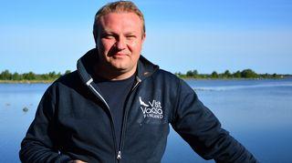 Visit Vaasan toimitusjohtaja Max Jansson