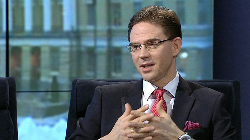 PM Katainen: 'No' to Nordic defence pact | Yle Uutiset | yle.fi