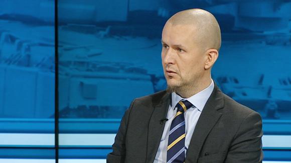 Video: Sven Sakkov, alivaltiosihteeri, Viron puolustusministeriö.