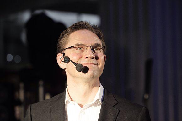 Video: Jyrki Katainen.