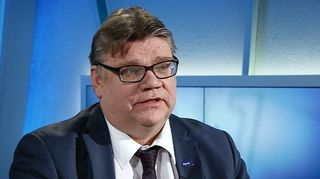 Video: Timo Soini.
