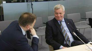 Video: Antti Rinne.