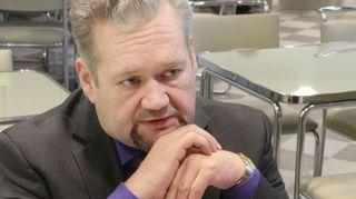 kansanedustaja Jari Myllykoski