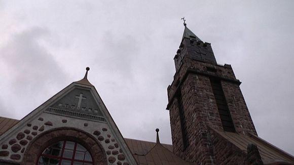 Luvian vuosisadan vanha kirkko on kohta osa Eurajoen seurakuntaa.