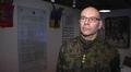 Huovinrinteen upseerikerhon vetäjä Petri Kosonen.