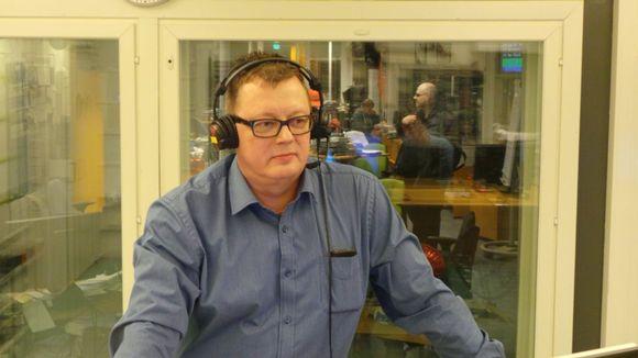 Komisario Juha Joutsenlahti