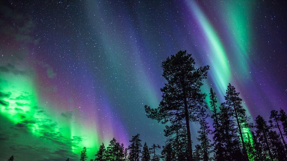 rovaniemi gets northern lights alert system yle uutiset