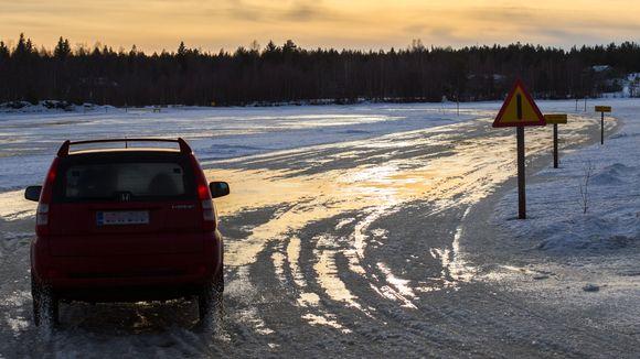 veden lämpö Vantaa