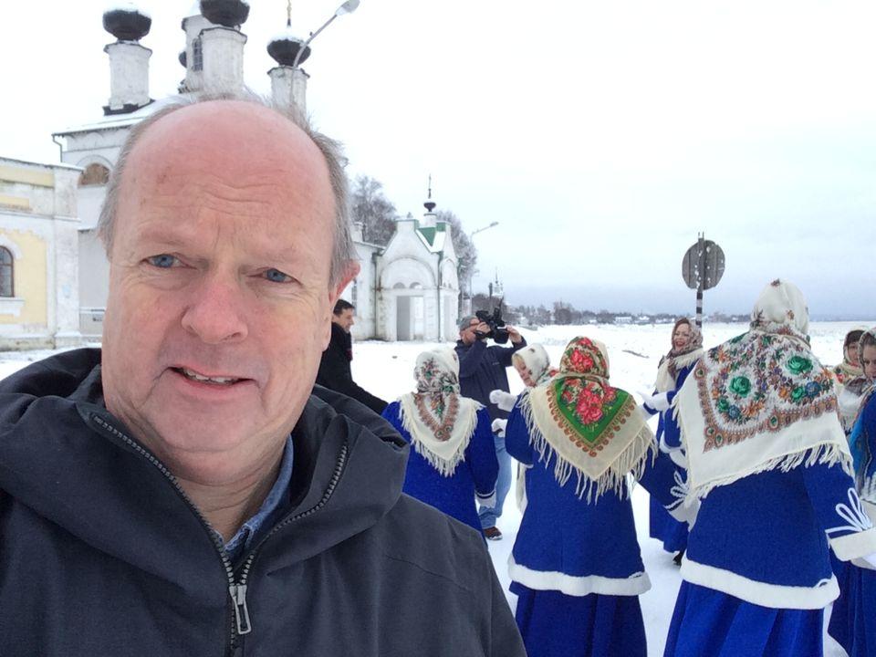 moskovan kirjeenvaihtaja Espoo