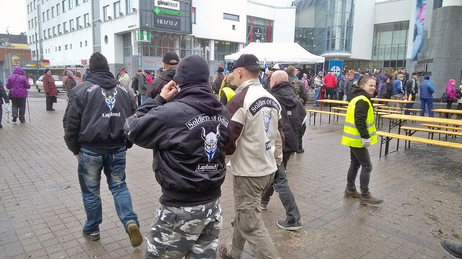 soldiers of odin Hamina