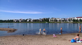 Audio: kesä, ranta, uimaranta, Ounaskosken uimaranta