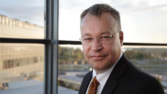 Nokian uusi toimitusjohtaja Stephen Elop.