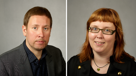 Video: Paavo Arhinmäki ja Merja Kyllönen