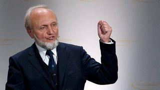 Saksalainen ekonomisti ja Ifo-instituutin pääjohtaja Hans-Werner Sinn.