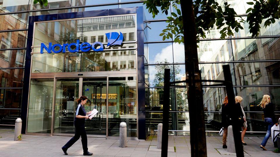 Nordea-kauppa keskeytettiin pörssissä | Yle Uutiset | yle.fi