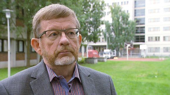Video: Harmaan talouden tutkija Markku Hirvonen.