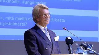 Video: Björn Wahlroos.