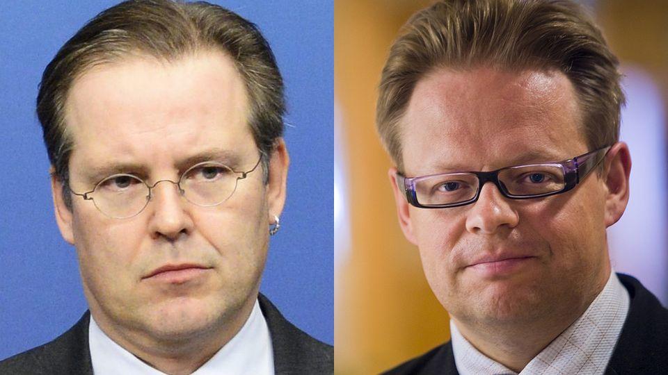 Бывший министр финансов Швеции