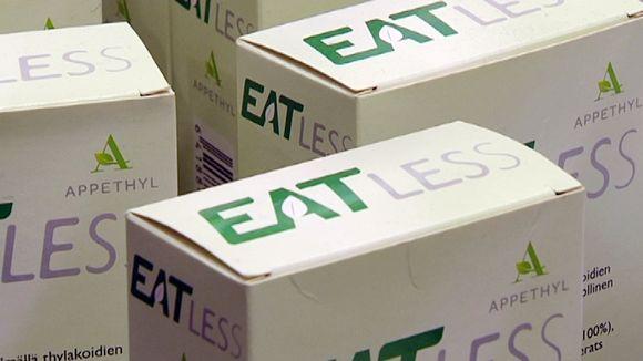 Eatless ravintolisä.