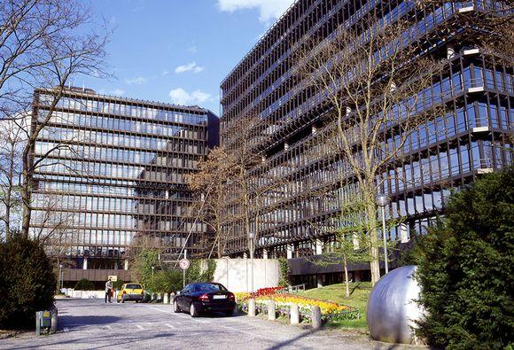 Euroopan patenttitoimisto on Münchenissä.