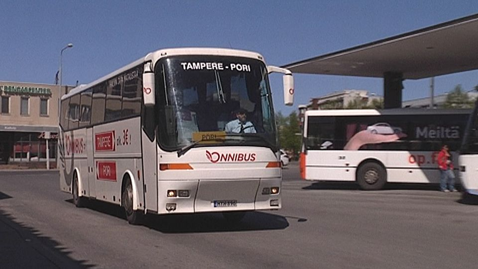 Tampere Pori Bussi