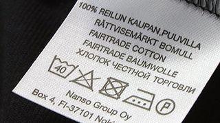 Reilun kaupan puuvillasta tehty paita