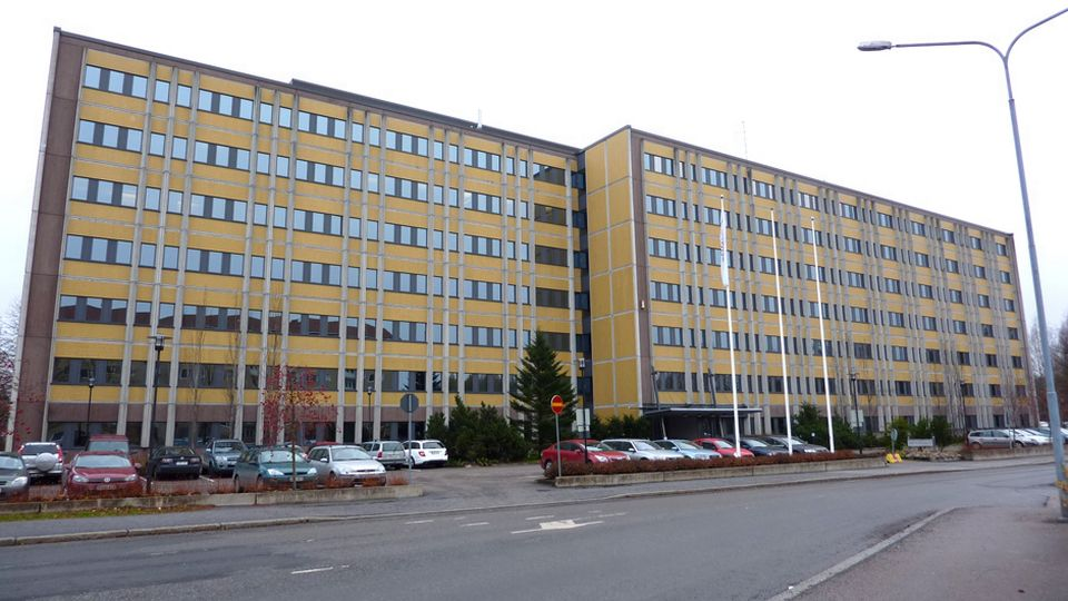 Virastotalo Kuopio