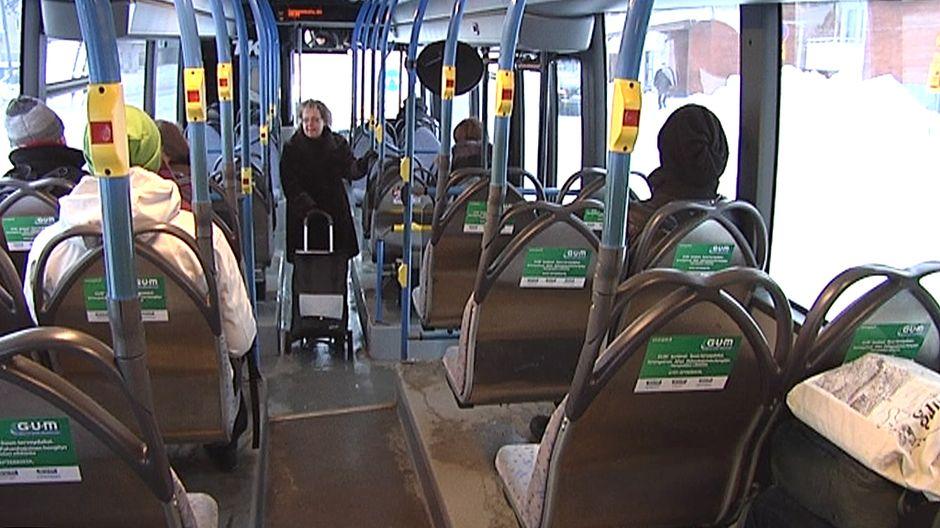 Bussiliikenteeseen suunnitteilla yhtenäinen lippujärjestelmä | Yle Uutiset | yle.fi
