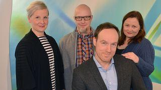 Video: Yle uutiset Hämeen juontajat ryhmäkuvassa
