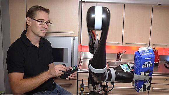 Robottikäsi
