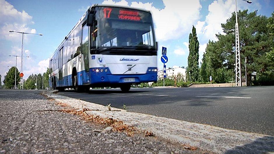 Mitä sinä haluaisit tietää Tampereen seudun bussiliikenteestä? | Yle Uutiset | yle.fi