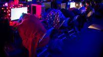 LanTrek 2015, väsyneitä pelaajia
