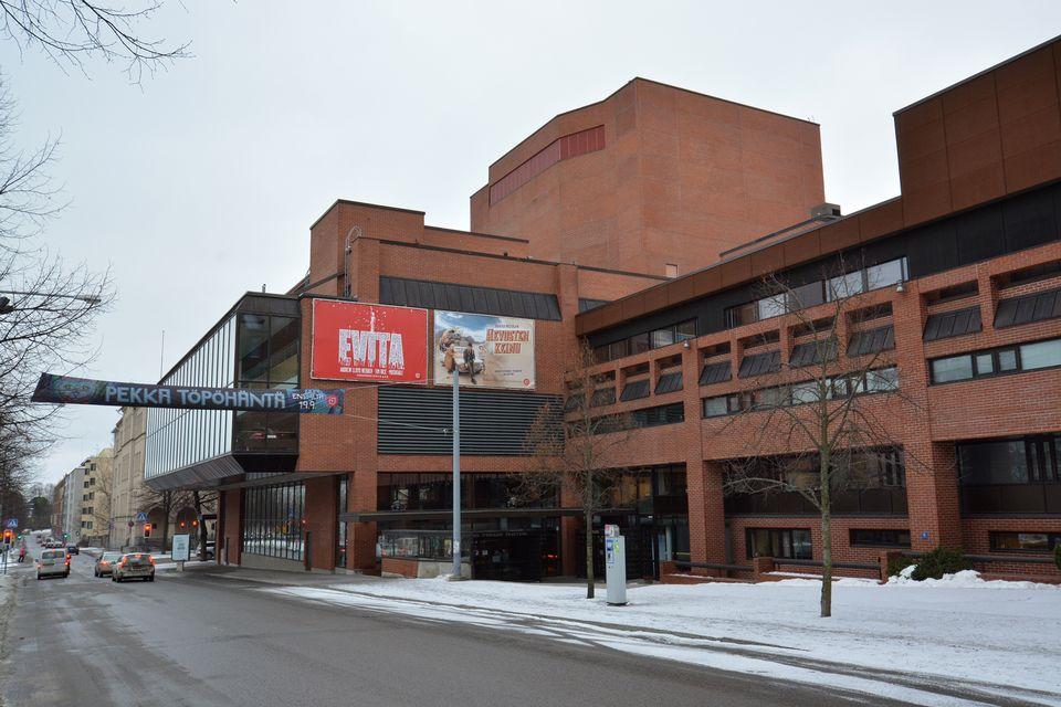 teatteri tänään Rovaniemi