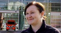 Palomestari Hanne Vänskä