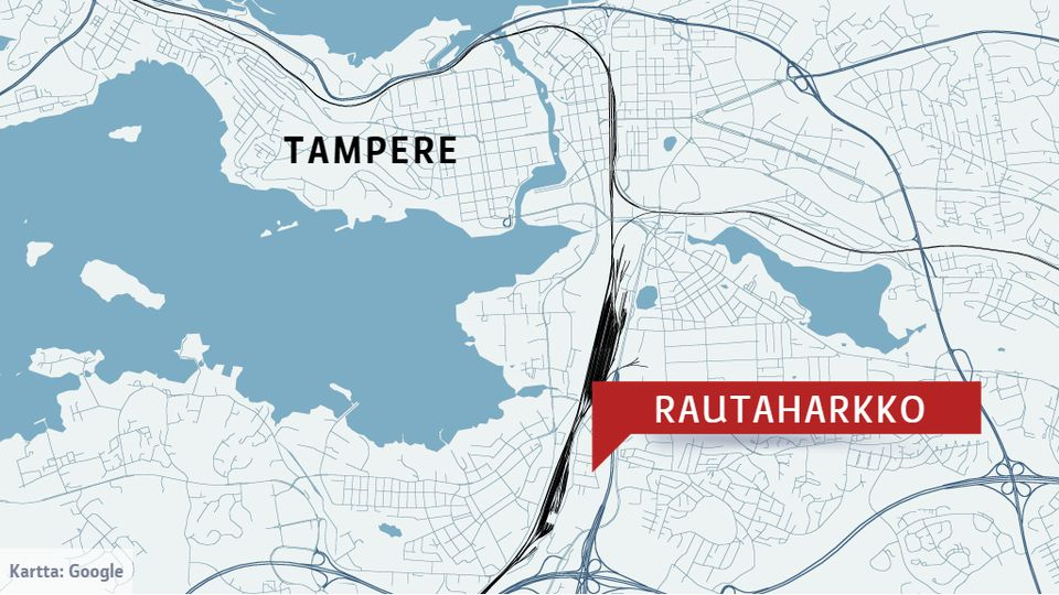 Tampere police suspect arson in night-time reception centre blaze | Yle Uutiset | yle.fi