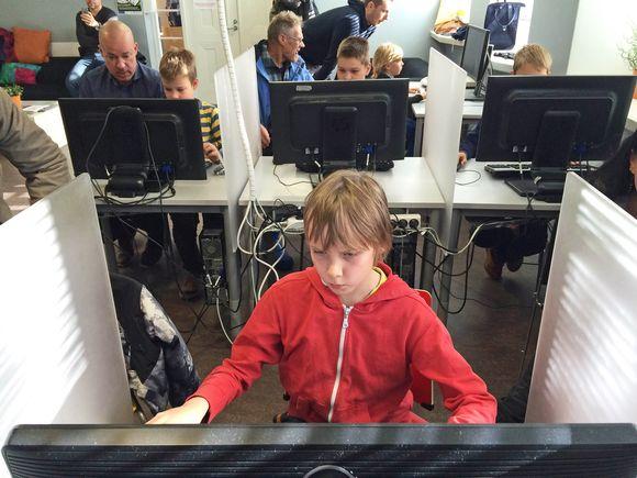 ohjelmointi lapsille Kalajoki