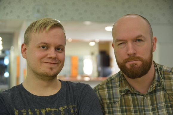 Jyrki Hakanen ja Juha Kokkala