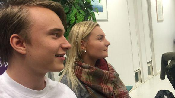 Audio: Tomas Turkki ja Anni Telanne
