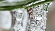 Jäätynyt vesipisara