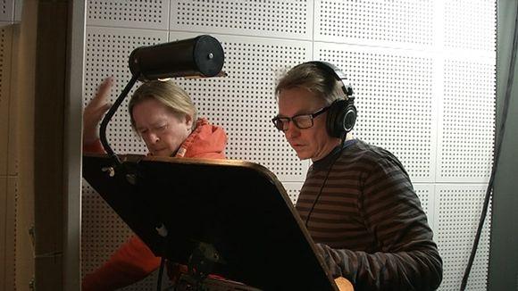 Video: Juice-radiomusikaalin nauhoitukset Tampereen Mediapoliksessa