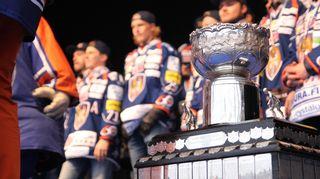 Audio: Kanada-malja Tapparan voitonjuhlien lavalla