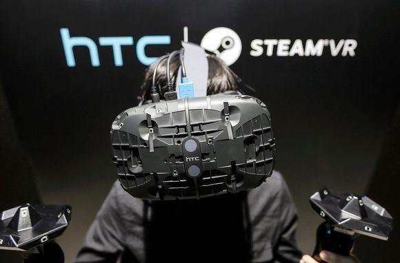 HTC Viven virtuaalilasit
