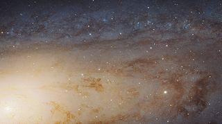 Video: Andromeda galaksi.