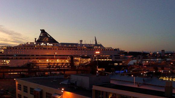 Tukholma Turku Laiva