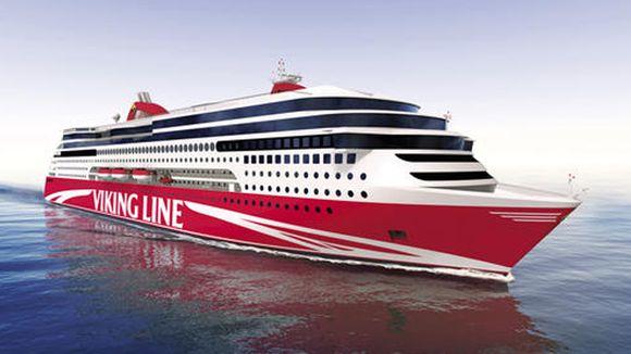 AGA toimittaa nesteytettyä maakaasua Viking Linen uudelle alukselle  Yle Uut