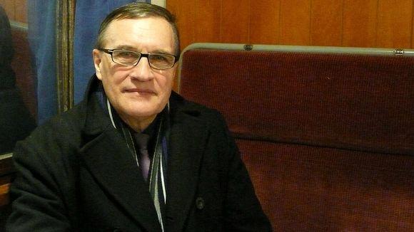 Kansanedustaja Jouko Laxell.